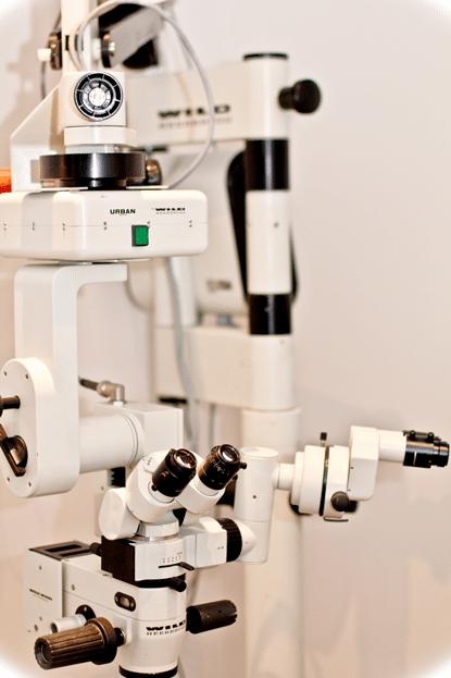 Microscope opératoire, grossissement, chirurgie oculaire, oeil, chien, chat, cataracte, greffe conjonctive, luxation, cornée, glaucome
