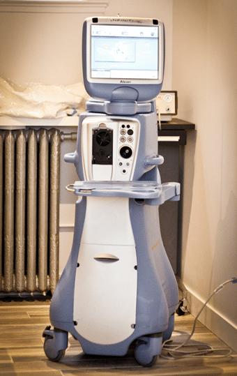 phaco-émulsification, chirurgie, cataracte, cristallin, vision, restauration, chien, chat, cheval